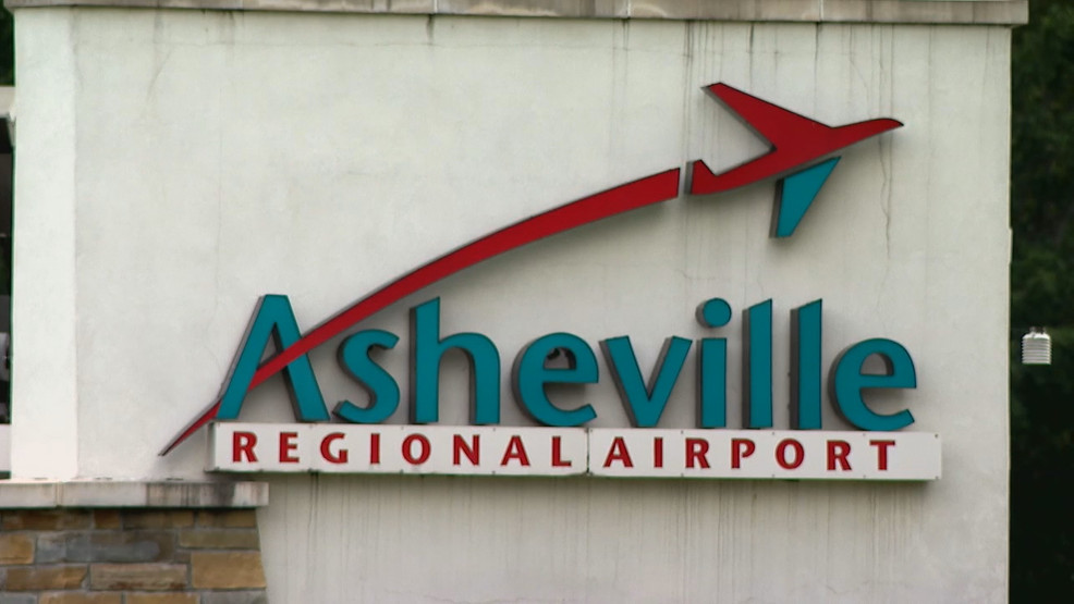 CURRENT MAIN ENTRANCE TO AVL AIRPORT TO CLOSE PERMANENTLY