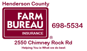 Farm Bureau Chimney Rock Road