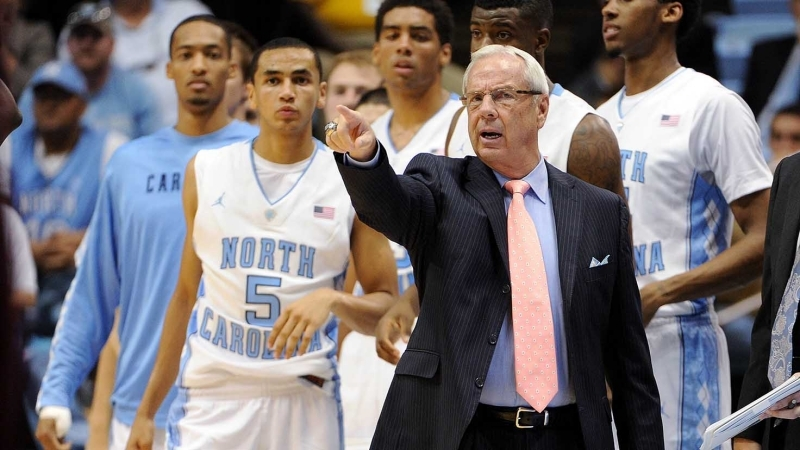 TAR HEELS 12TH SUCCESSIVE WIN