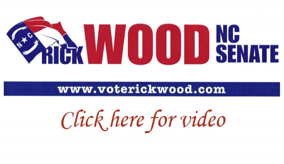 paid for by the com. to elect Rick Wood