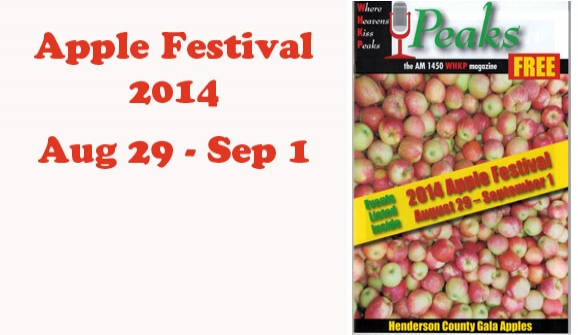 click for info on Apple Festival