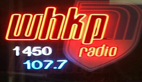 MAKE WHKP YOUR FAVORITE STATIONS